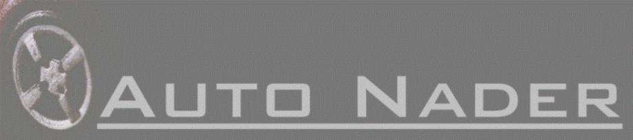 Auto Nader Logo